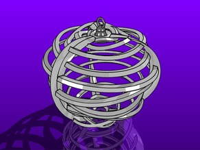 Wind Spinner/Display Cage