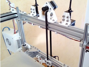 Bed_Hoist_for_a_3D_Printer_ (D-Bot, Core_XY)_-_Version_2