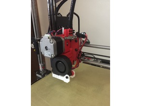 MK3 Style Extruder for HicTop