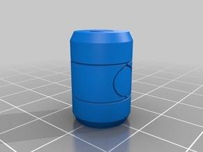 Sci-Fi Storage Barrels (Scatter Terrain, 5 types)