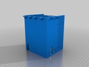 20mm x 40mm Tower: T-Slot Power Supply, Spool, & Tool Holder