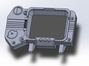 Pipboy 3000 iPhone 6 Case