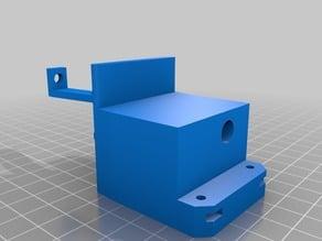 laser mount for J Tech Photonics, Inc laser