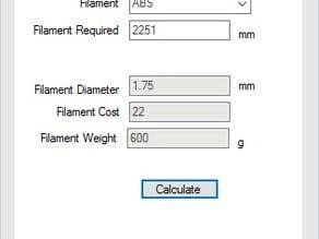 PrintCalc - An actively developed print calculator
