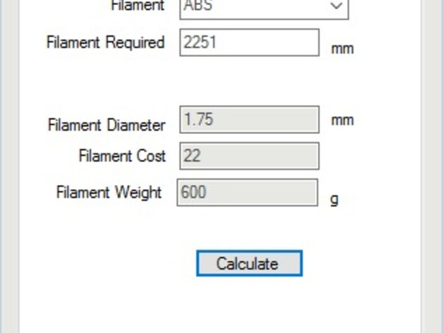 PrintCalc - An actively developed print calculator by