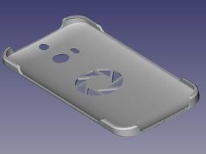 HTC one M8 Apperture Laboratories Case