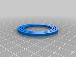 Super Cool 3-ring Gimble