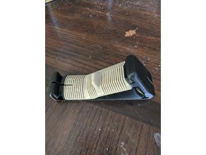 Magpul type angled fore grip