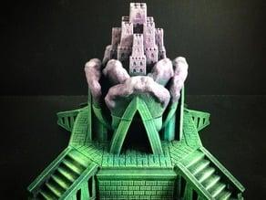 Castleflower Monument (15mm scale)