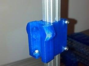 Kossel Mini Adjustable PLA slider