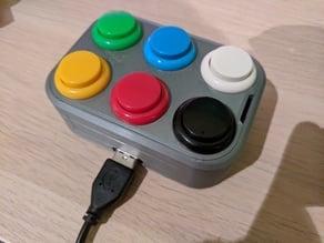 6 Button Macro Keyboard