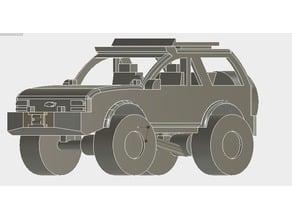 Chevy Blazer ZR2