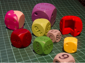 Customizable Dice