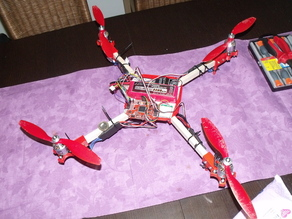 Yet another QuadCopter