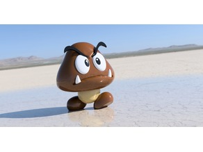 Goomba multi-part
