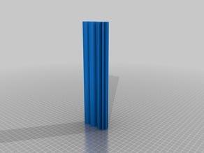 Ultimate z-wobble binding banding test.