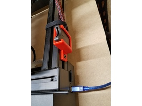 Wanhao D9 sd extension holder