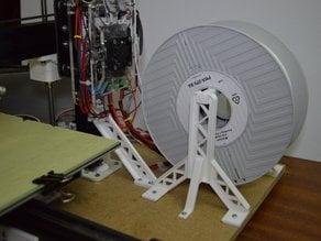 Spool Holder for DIY 3D printer