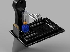 Monoprice Maker Select 3D Printer v2 Tool Holder