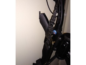 Holder clip for Cobra Crossbow