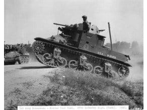 U.S. Pre-War Tank Pack (1/72 Scale)