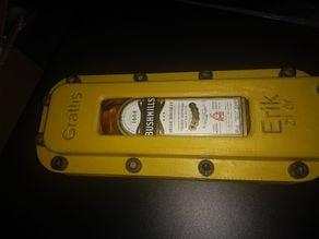 Bushmills Whiskey annoying present box