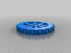 roue tondeuse lawnmower wheel