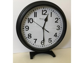 "Mainstays 8.78"" Clock Stand"