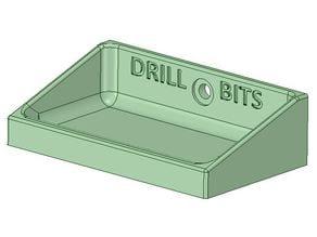 Small Parts Bin (aluminum extrusion)