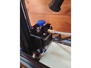 Creality CR - 10, 10S exstruder fillament knob