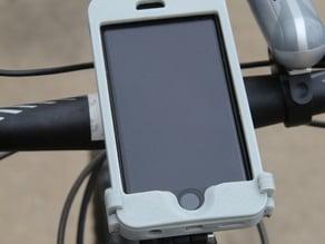 Iphone 6 holder for Mountain Bike