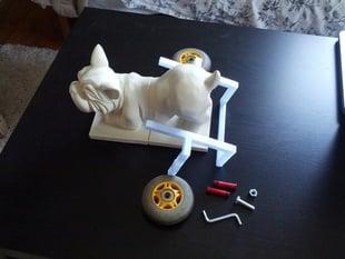 Puppy cart prototype 1
