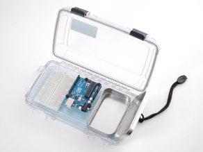 Lady Ada's Bento Box - Laser acrylic insert