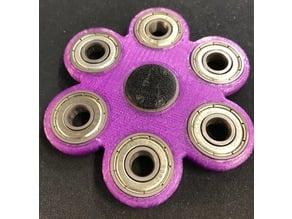 Hexa (6) Bearing Fidget Spinner