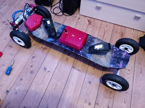 Electric Mountainboard V2
