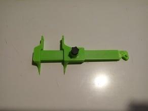 PCB Wire Bend Caliper