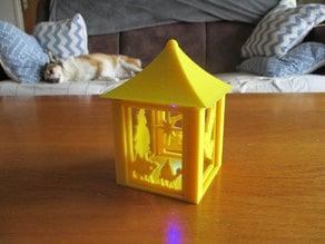 Holiday Lantern - Alternative Top