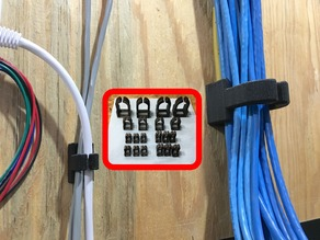 Easy Cable Management Clips