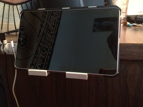 Tablet Table Holder