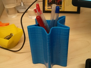 Neuron Pen Holder