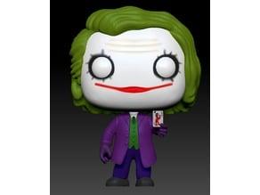Joker Funko Pop Style