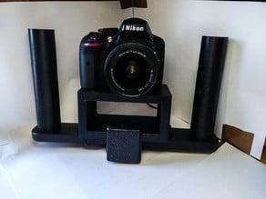 DLSR/phone Rig. Nikon Canon fuji