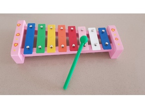 Xylophone replacement stick
