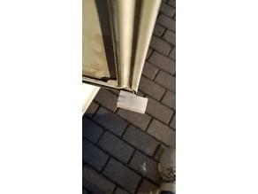 VW T5 Fuel door holder