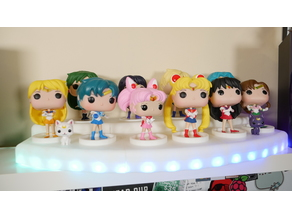 Display Stand for Funko Pop Figures