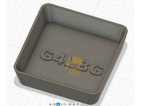 Board Game thingy tray