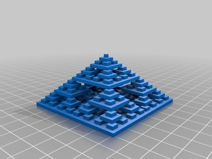 3D Wolfram-style Cellular automata
