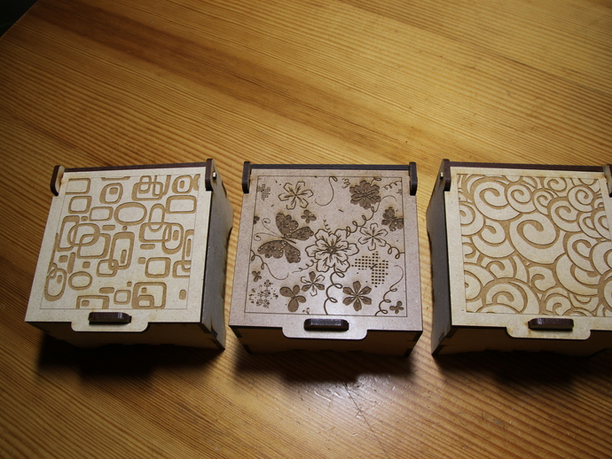 Laser Cut Jewelry Boxes By Antpgomes Thingiverse