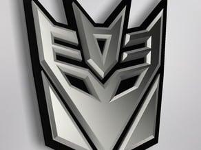 Transformer  Decepticon logo