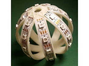 ws2812b strip ornament